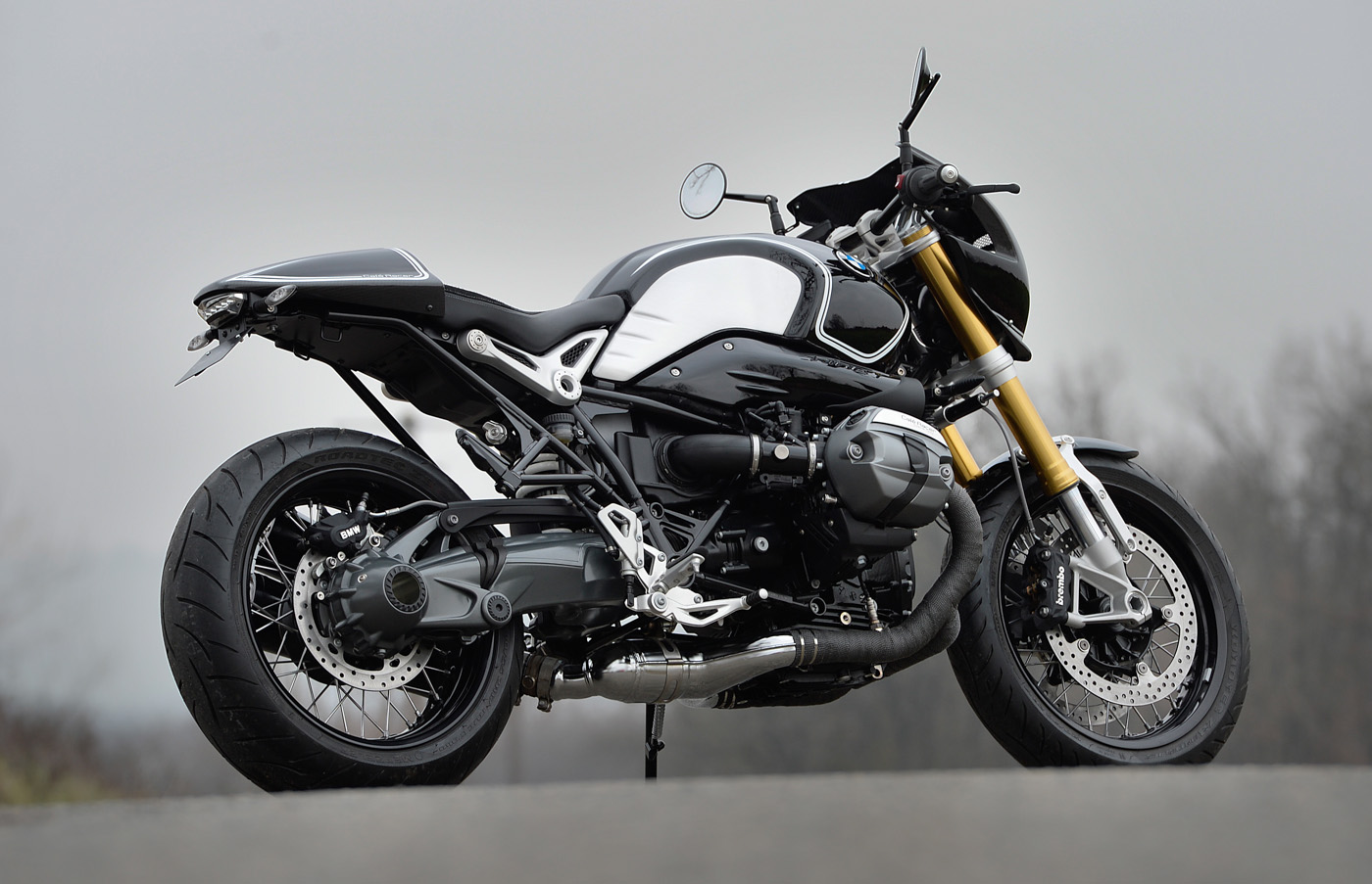 bmw r ninet caf racer 2015 agora moto. Black Bedroom Furniture Sets. Home Design Ideas