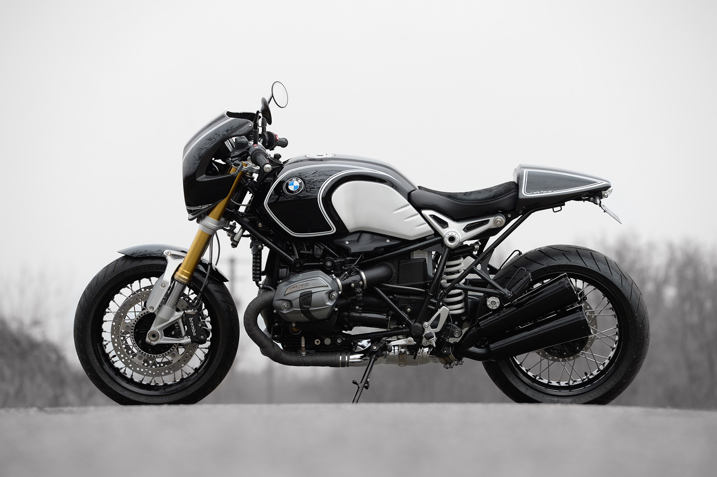 nouveaut 2015 bmw r ninet caf racer boxer design agora moto. Black Bedroom Furniture Sets. Home Design Ideas