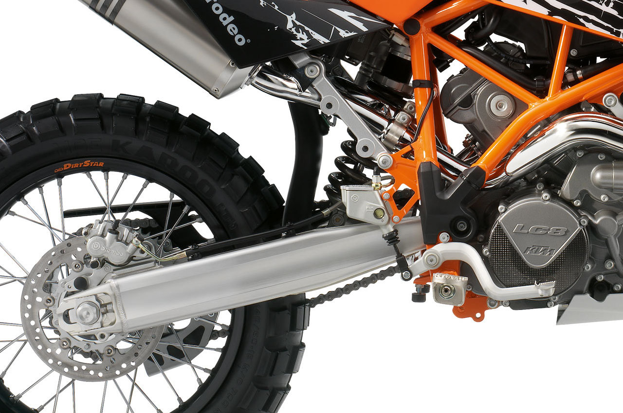 Ktm 950 Super Enduro R Erzberg Rodeo Edition 2009 Agora Moto
