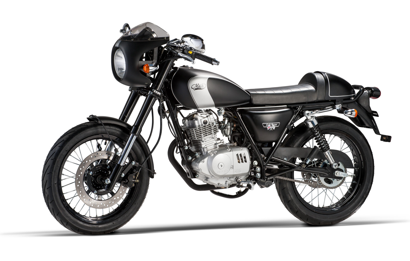 Fiche Technique Mash Cafe Racer
