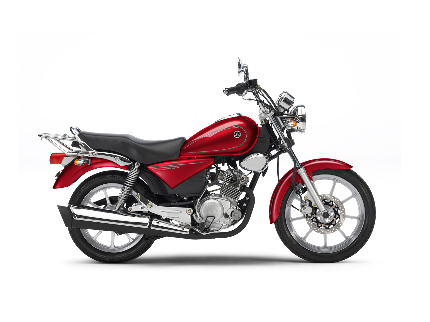 yamaha ybr 125 motorcycle 125cc motorbikes. Black Bedroom Furniture Sets. Home Design Ideas