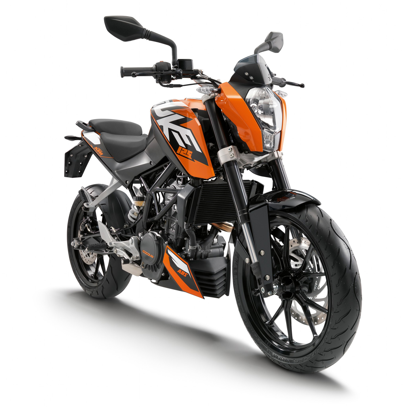 ktm 125 duke 2013 agora moto. Black Bedroom Furniture Sets. Home Design Ideas
