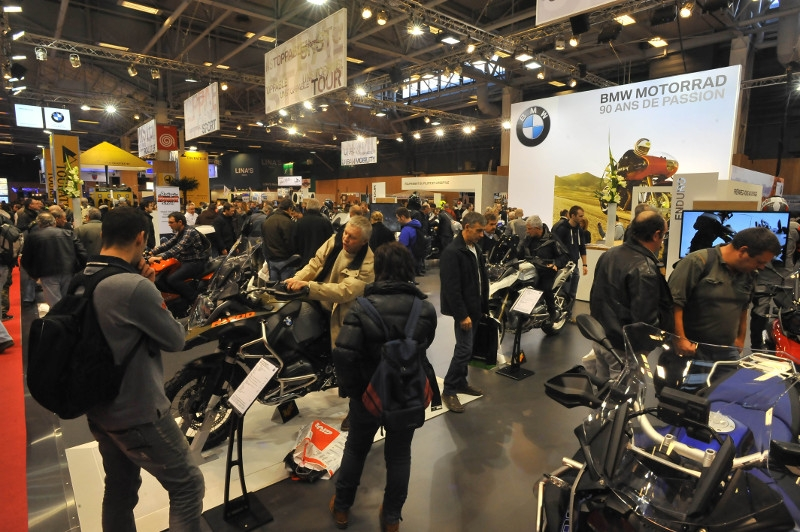 salon de la moto paris 2013 le bilan agora moto. Black Bedroom Furniture Sets. Home Design Ideas