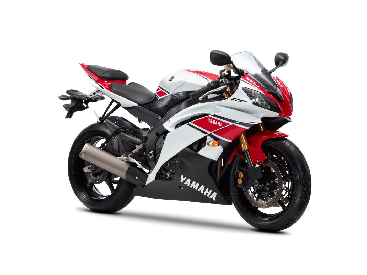 yamaha yzf r6 wgp 50th anniversary 2012 agora moto. Black Bedroom Furniture Sets. Home Design Ideas