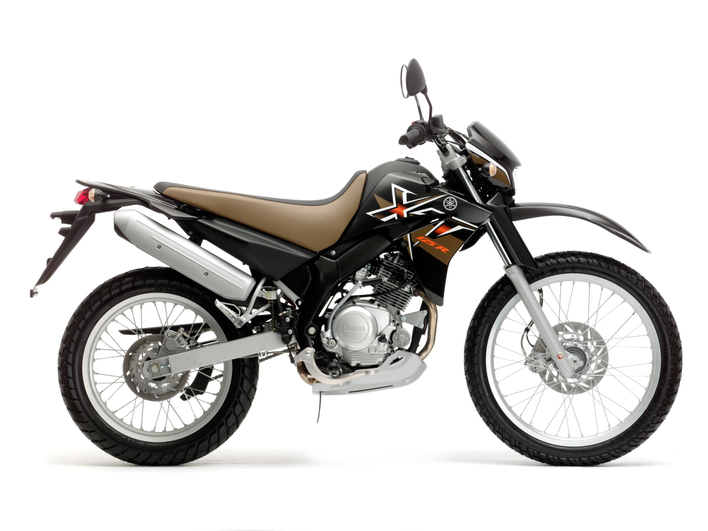 Yamaha xt 125 r 2007 agora moto for Yamaha eugene or
