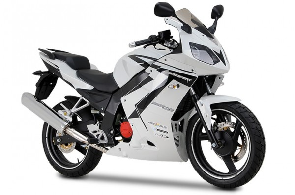 Daelim Roadsport 125 R 2014