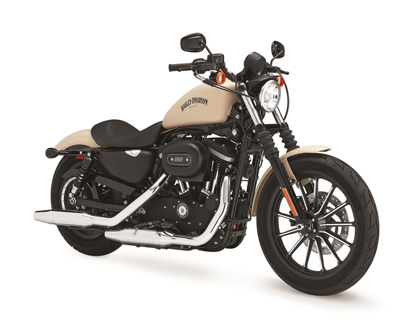 harley davidson xl 883 n iron 2015 agora moto. Black Bedroom Furniture Sets. Home Design Ideas