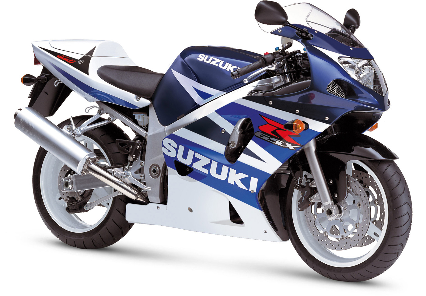 suzuki gsx r 600 2003 agora moto. Black Bedroom Furniture Sets. Home Design Ideas