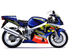 GSX-R 600 Telefonica Movistar Limited Edition