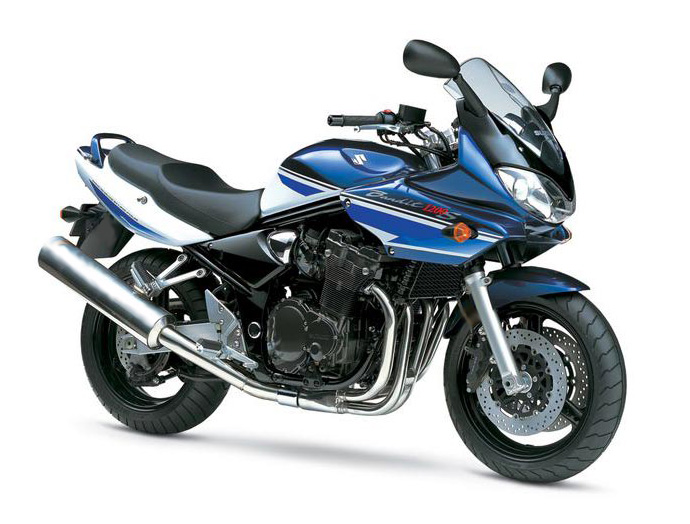 suzuki gsf 1200 bandit s limited 2005 agora moto. Black Bedroom Furniture Sets. Home Design Ideas