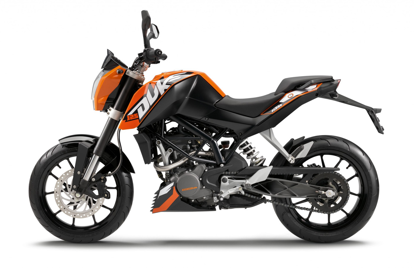 ktm 125 duke 2011 agora moto. Black Bedroom Furniture Sets. Home Design Ideas