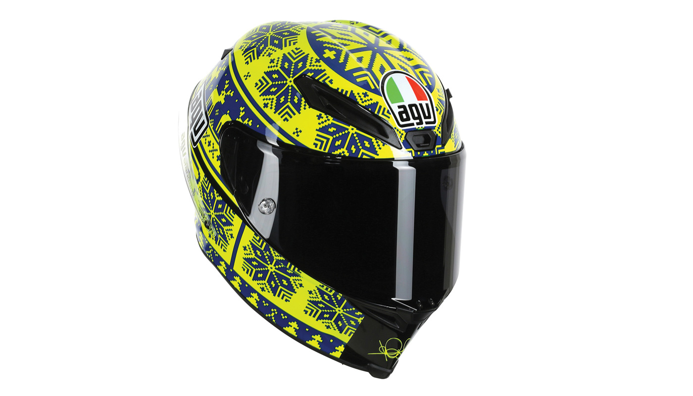 casque agv corsa 2015 winter test limited edition agora moto. Black Bedroom Furniture Sets. Home Design Ideas