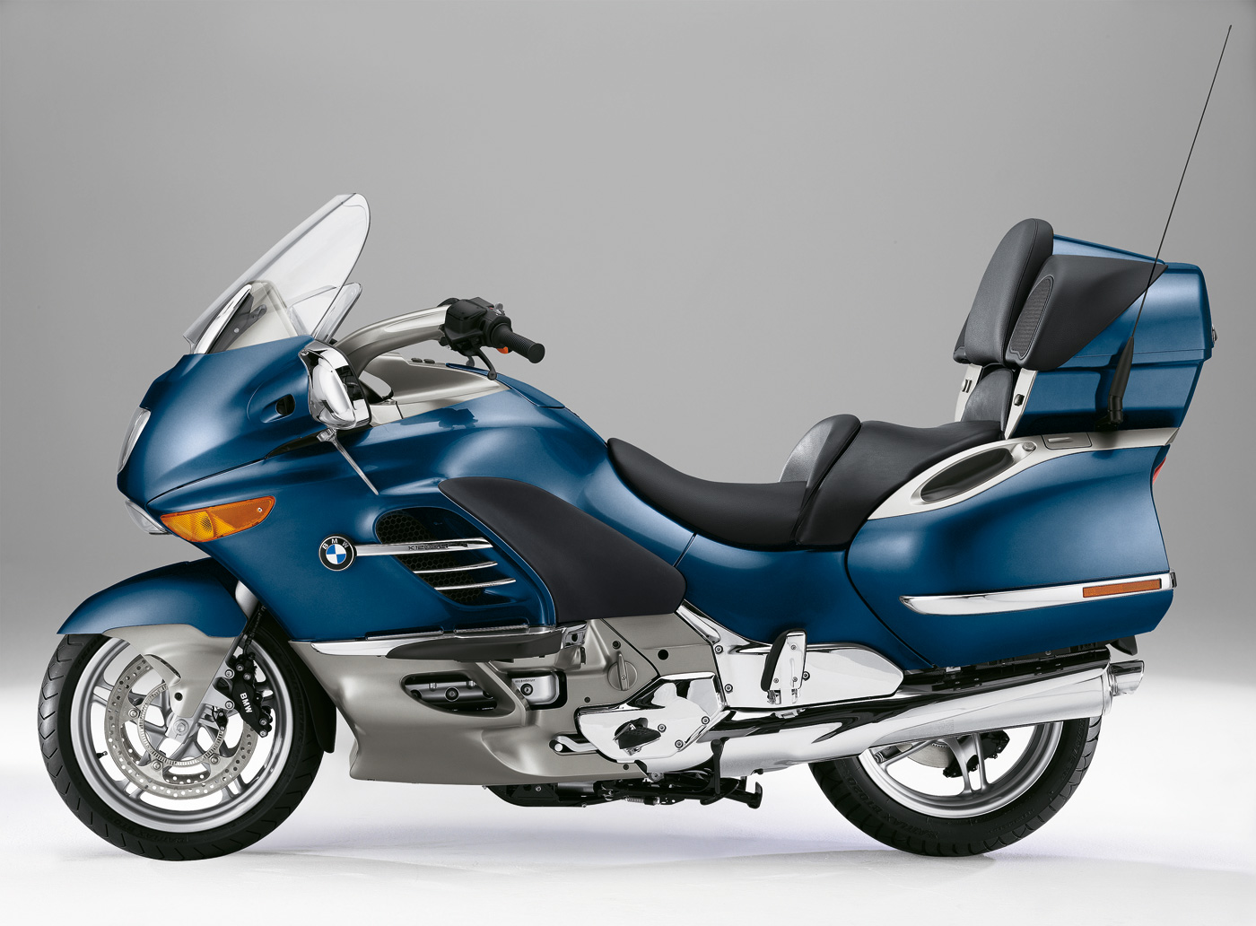 2002 BMW K 1200 LT Sport Touring Motorcycle From De Pere