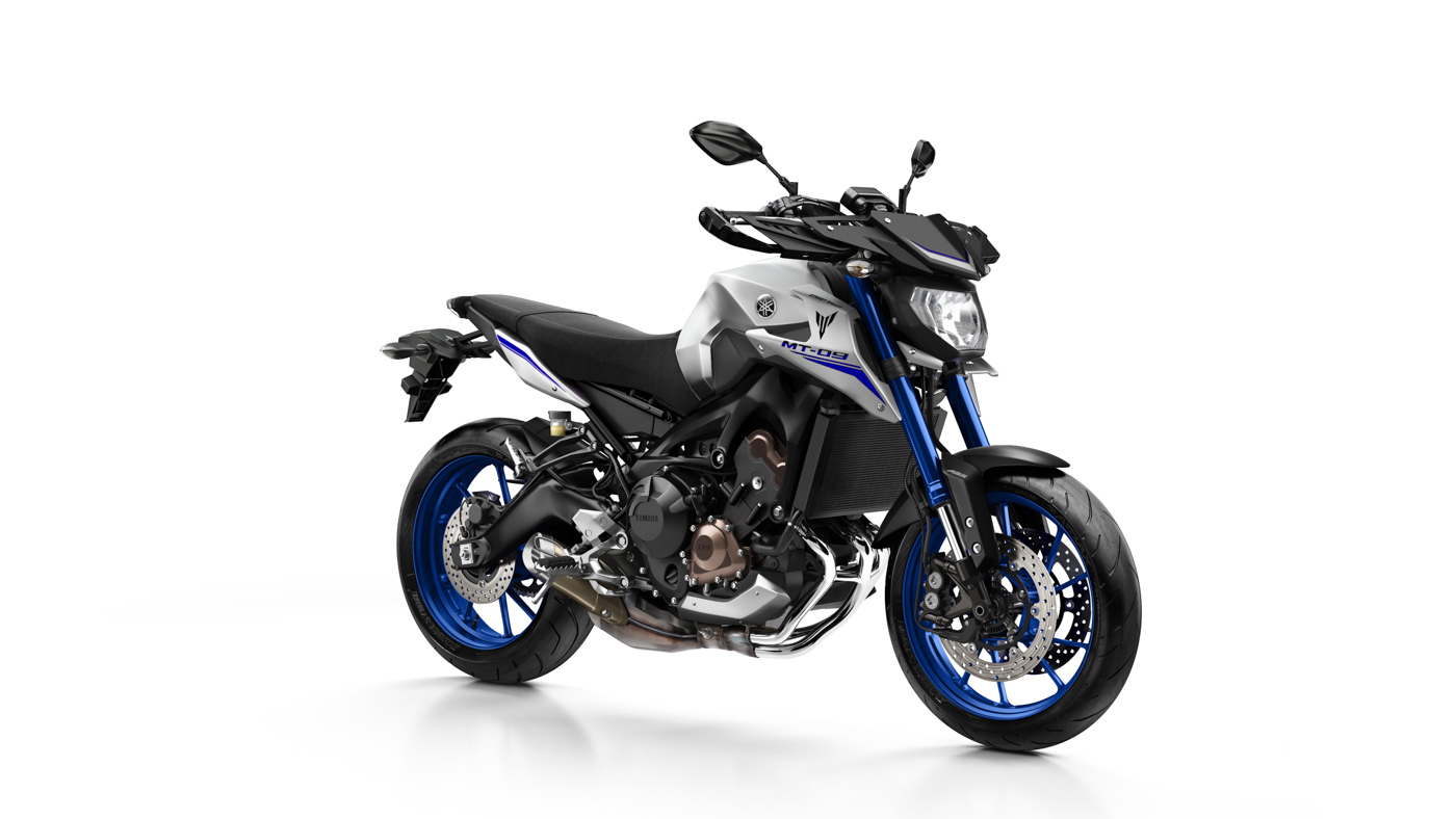 yamaha mt 09 street rally 2016 agora moto. Black Bedroom Furniture Sets. Home Design Ideas
