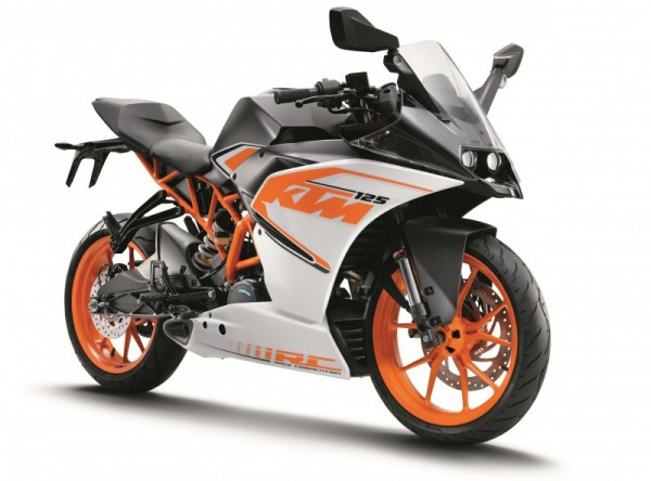 ktm rc 125 2016 agora moto. Black Bedroom Furniture Sets. Home Design Ideas