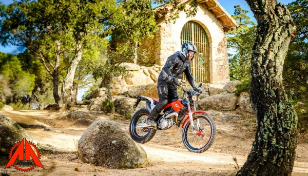 Essai Honda Montesa 4Ride