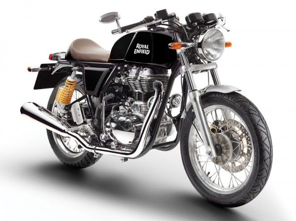 Royal Enfield Continental GT 535 2016