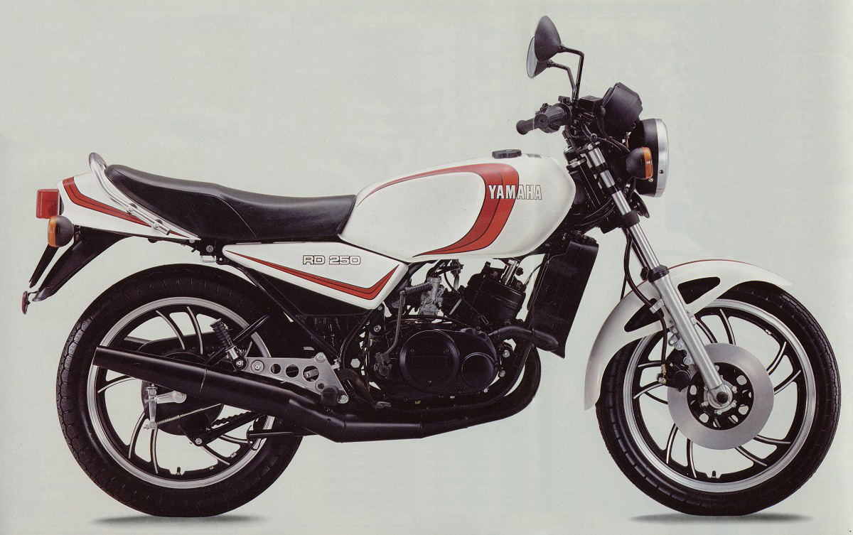 yamaha rd 250 lc 1981 agora moto. Black Bedroom Furniture Sets. Home Design Ideas