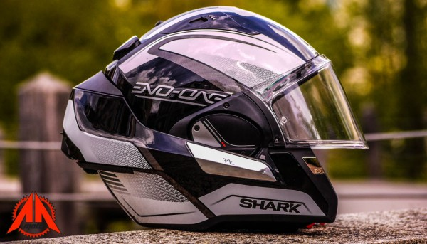 Essai casque Shark Evo-One