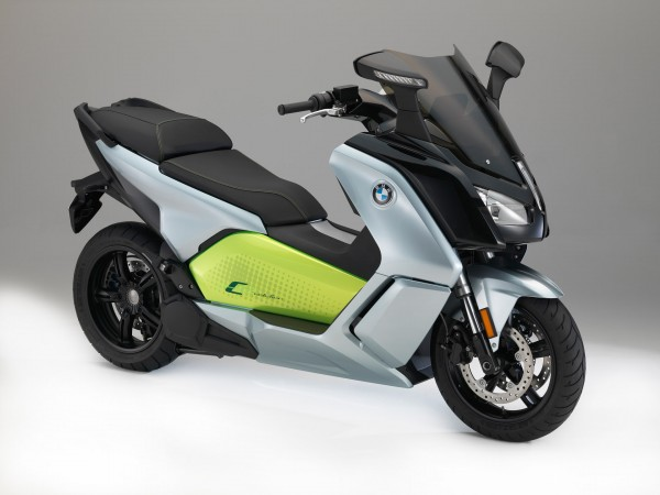 BMW C evolution Long Range 2017