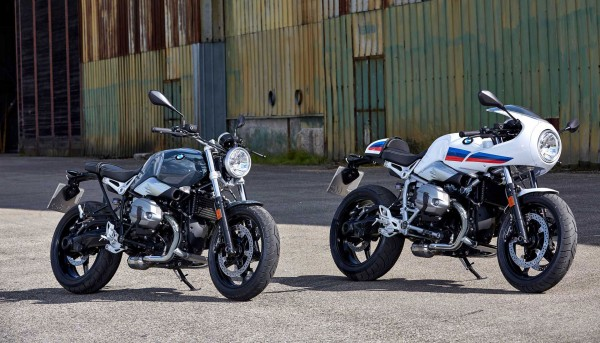 nouveaut s 2017 bmw r ninet pure et r ninet racer agora moto. Black Bedroom Furniture Sets. Home Design Ideas