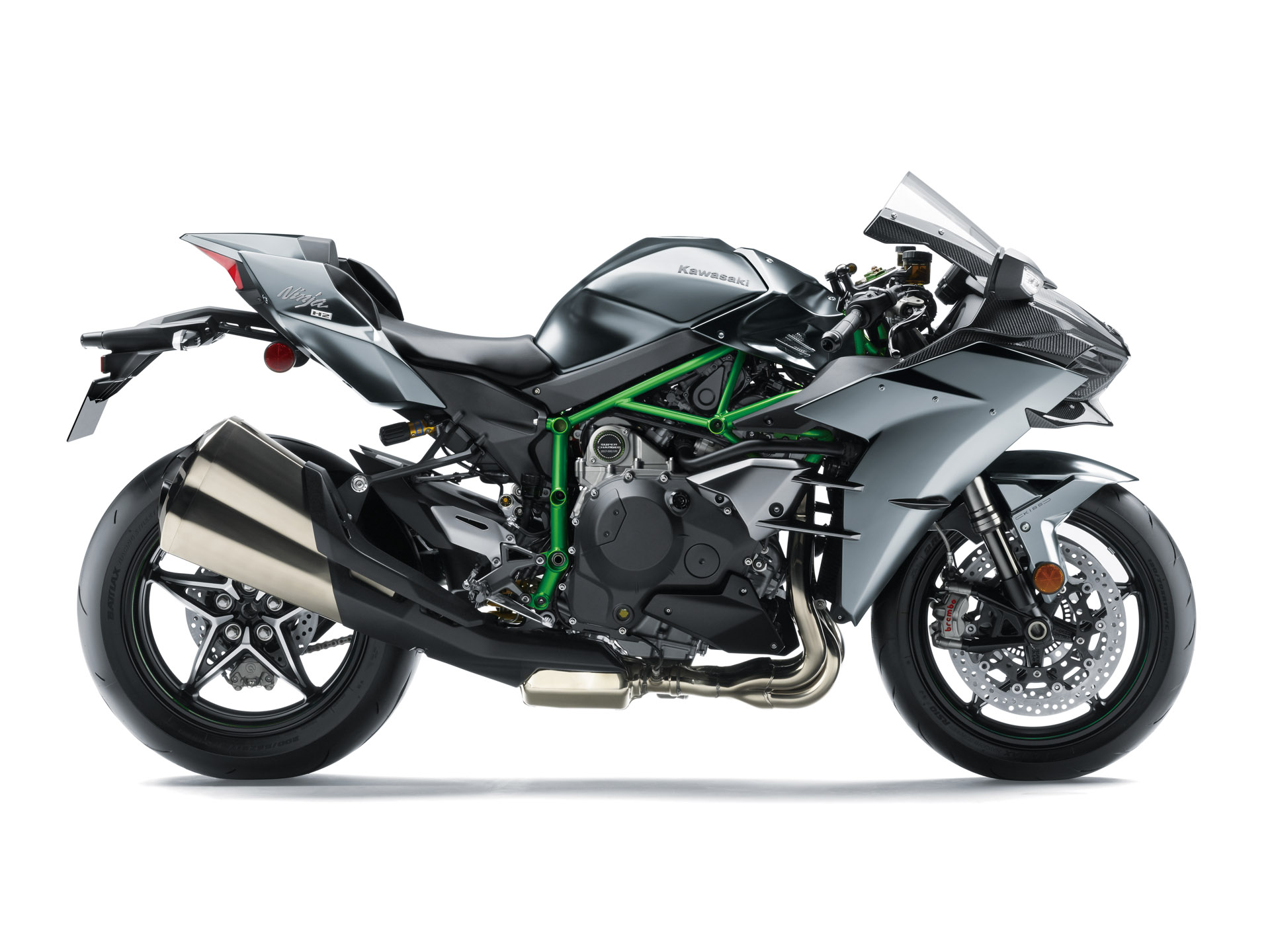 Ninja H2 Carbon Limited Edition
