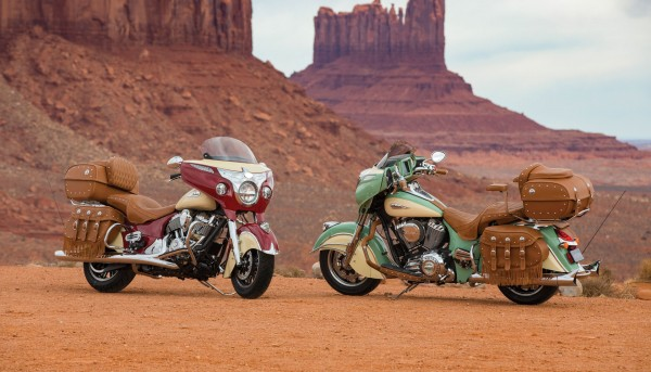 Nouveauté 2017 : Indian Motorcycle Roadmaster Classic