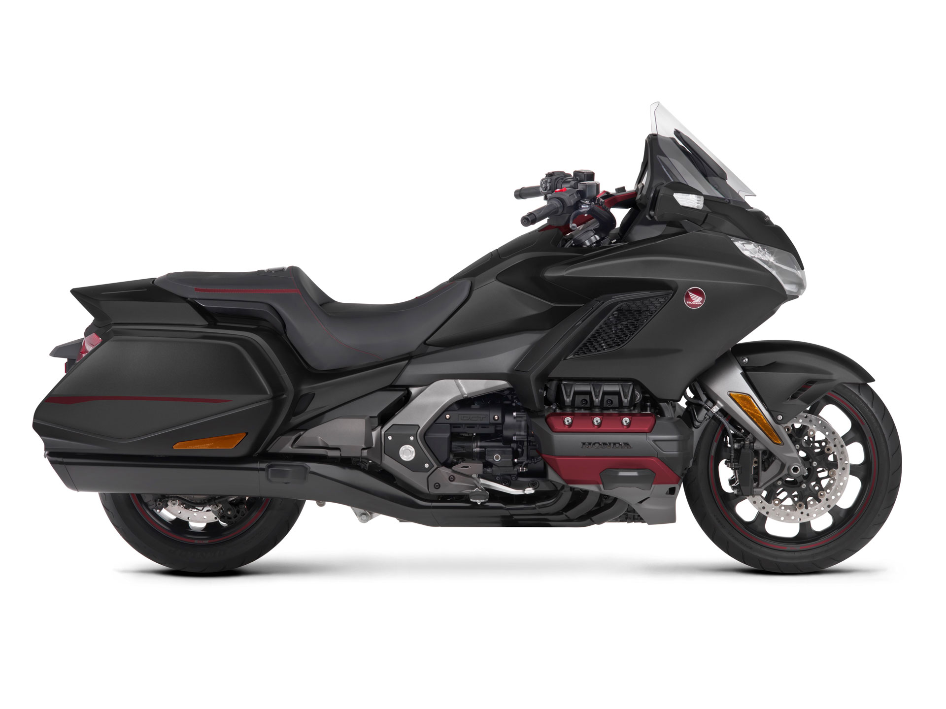 GL 1800 Goldwing DCT