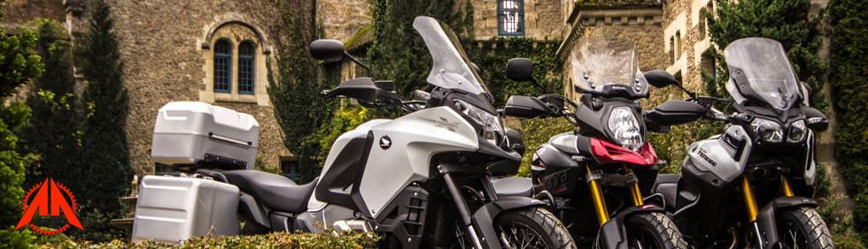 Comparatif : Honda VFR 1200 X, Suzuki DL 1000 et Yamaha XT 1200 ZE