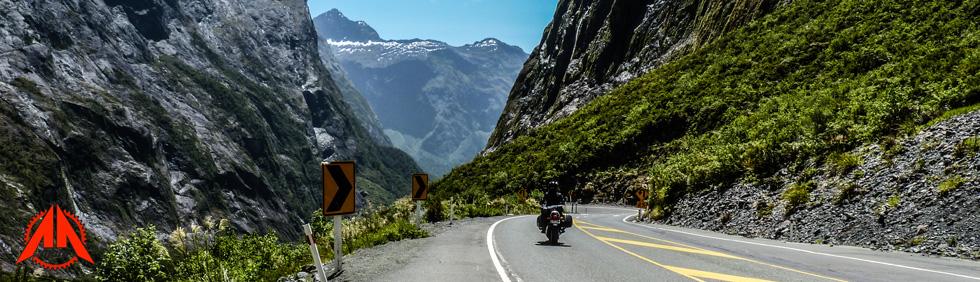 Évasion : les fjords de Nouvelle-Zélande