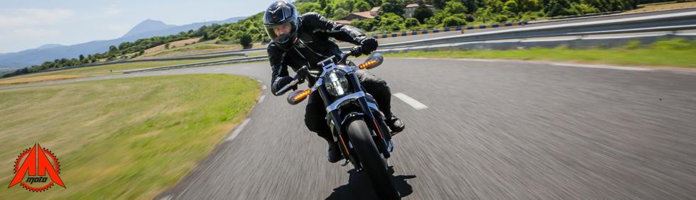 Essai Harley-Davidson Livewire Project